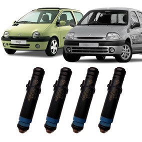 04 Bico Injetor Renault Clio Kangoo 1.0 8v H112615 Original