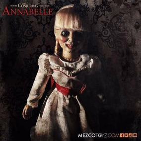 Boneca Annabelle Mezco Frete Grátis