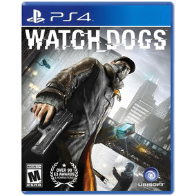 Juego Ps4 Watch Dogs ( Físico)