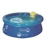 Piscina Inflável Redonda Splash Fun 1,65mx 55cm 1.000 Litros