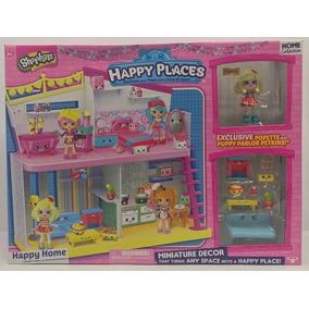 Shopkins Happy Places Casa Con Figura Y Acc La 56179