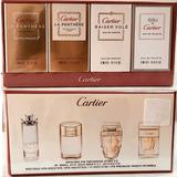 Cartier Set De Perfumes En Miniatura