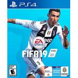 Juego Fifa 19 Ps4 Play Station 4 Standard Edition 100% Nuevo