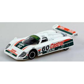 Corgi Jaguar Xjr9 Le Mans 1:43 Made In Gt. Britain 1988