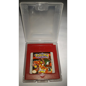 Pokemon Gbc Red Version Pronta Entrega