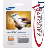 Memoria Micro Sd De 32gb Samsung De Alto Rendimiento