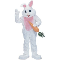 Disfraz Hombre Traje Disfraz De Conejo Super Deluxe Felpa R