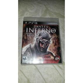 Dantes Inferno Ps3 Poza Rica