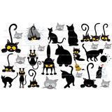 Vetores Corel E Imagens De Gatos Cat Gato Png