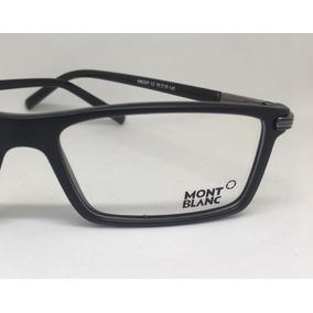 Arma O Oculos Grau Mont Blanc Mb150 Fibra De Carbono Nova!! Armacoes ... c8a86eb416