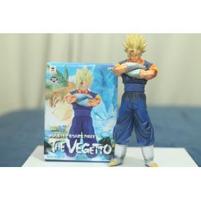 Figura De Colección Vegetto Dragon Ball Z, 30 Cm Banpresto
