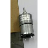 Motor 12v 3rpm Com Redutor