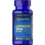 L Citrulina 750mg 60 Caps Mas Potencia Y Duracion Erecciones