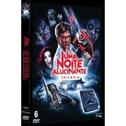 Uma Noite Alucinante - Trilogia - Box Com 6 Dvds
