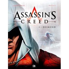 Novela Gráfica Assassin´s Creed - Tomo 1 - Desmond