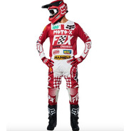 Conjunto Motocross Equipo Fox 180 Czar #21730-465