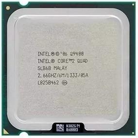 Processador Intel 775 Core 2 Quad Q9400 6mb 2.66ghz 1333mhz