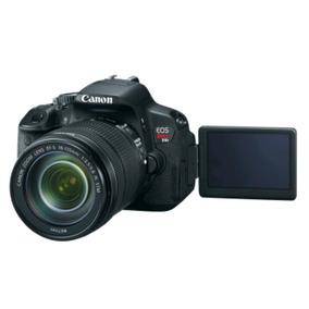 Cámara Fotográfica Digital Canon T4i Eos Rebel