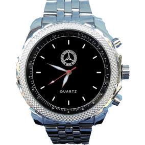 Relógio Mercedes Benz Personalizado Caixa Breitling