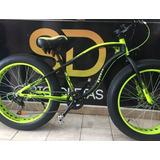 Bicicleta Aurora Bacota Fat Bike - Sd Bicicletas