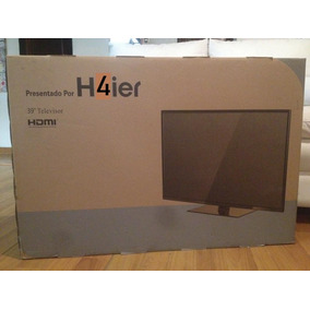 Televisor H4ier 39 Led Pulgadas Nuevo