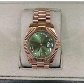 29b3f98e32d Sofisticado Reloj Rolex Presidente Fechador - Relógios De Pulso no ...