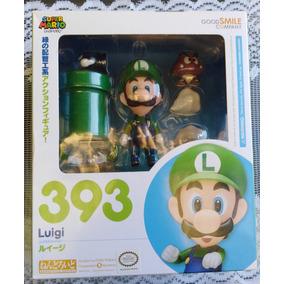 Figura Nendoroid Luigi Super Mario Bros