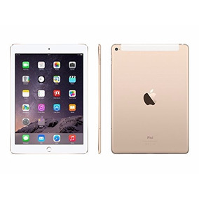 Ipad Air 2 Wifi + Cellular 9.7in 64gb Retina A8x Gold Finger