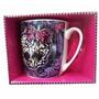 Taza Ceramica Monster High Original En Caja