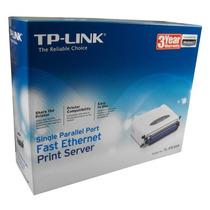 Servidor Impressão De Porta Paralela Tl-ps110p Print Server