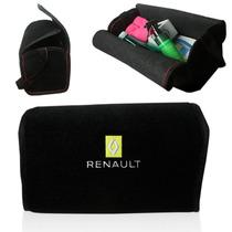 Bolsa Organizadora Porta Mala Renault Logan Sandero Megane