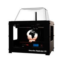 Impresora 3d Replicator 2x Makerbot