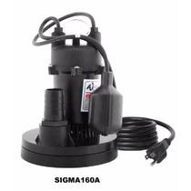 Bomba Sumergible Para Achique Aqua Pak Sigma 3/4 Hp