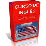 Curso Inglês Em Vídeos 30 Vídeo-aulas + 2 Bônus Inglês