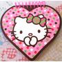 Libreta De Hello Kitty, Apuntes, Notas, En Forma De Corazon