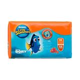 Pañales Huggies Little Swimmers Para El Agua Mx11 U.