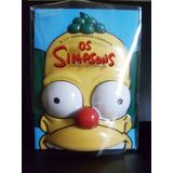 Os Simpsons 11 Temporada Ed Colecioandor 4 Dvds Original Nov