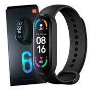 Xiaomi Mi Band 6 Smartwatch Reloj Mide Oxigeno Español 2021