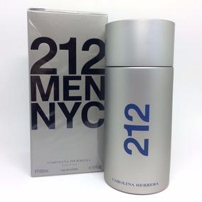 212 Men 200ml Masculino | Original + Amostra De Brinde