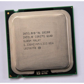 Micro Intel Core 2 Quad Q8200 2.33 Ghz Socket 775 Obelisco