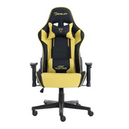 Silla Gamer Ocelot  Ogs-02 Color Amarilla/negra