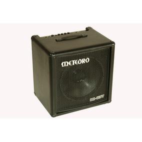 Caixa Cubo Combo 250w Rms Para Baixo Meteoro Ultrabass Bx200