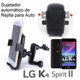 Lg K4 Spirit Ii Sujetador Auto Rejilla Aire Acondicionado