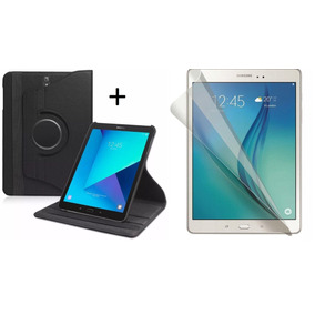 Capa Case + Pelicula Antishock Galaxy Tab S3 9.7 T820 T825