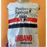 Camisa Regata Do São Paulo Tricolor Paulista
