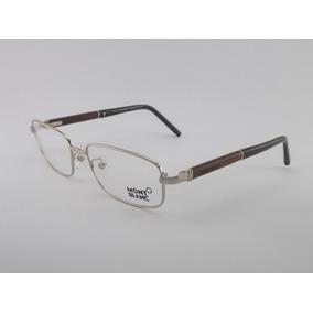 7e4979231232e Armação Para Óculos De Grau Santa Catarina Laurentino Mont Blanc Sao ...