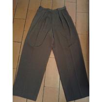 Pantalón Vestir Italiano T 44 - T M.medidas . Envíos