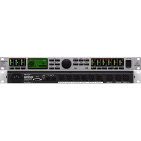 Processador Ultradrive Crossover Pro Behringer Dcx2496