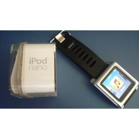 Apple Ipod Nano 6ta Gen, Oferta Con Su Correa Lunatik