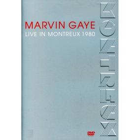 Marvin Gaye - Live At Montreux - 1980